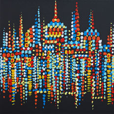 Mario Pasetto - Beautiful City - Desiderio