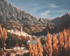 Jose Luis Saurez - Mountain Village