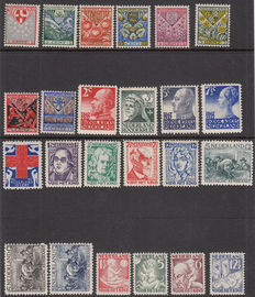 The Netherlands 1926/1930 – Various issues