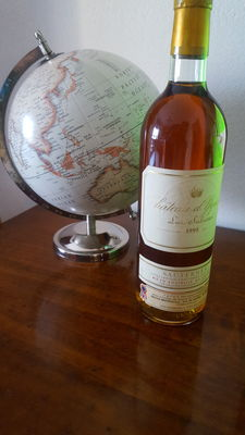 1995 Chateau d'Yguem Lur – Saluces, Sauternes – 1 bottle