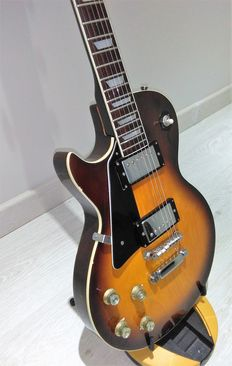 Vintage CMI Les Paul left-handed guitar - From the 1970s - Japan