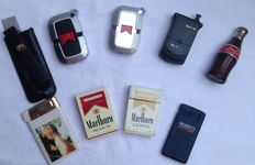 80s-90s-2000s  lighters collection-