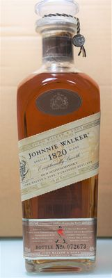 Johnnie Walker 1820 (Discontinued edition)