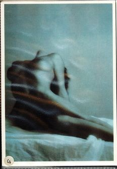Postcards Naked Erotic Style Artistic photo * 159