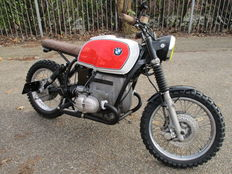 BMW - R 80/7 Caferacer - 1978