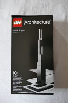 Architecture - 21000 - Willis Tower