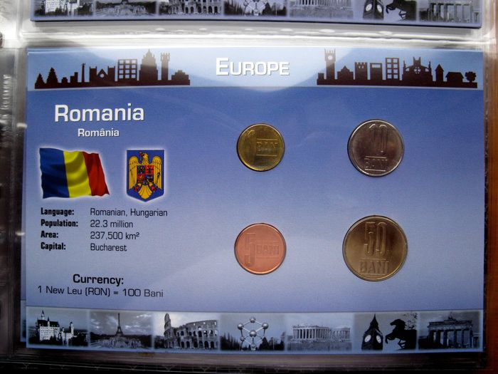 World Collection Of Various Coin Sets Coins Of The World 25