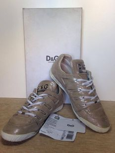 D&G Shoes, Limited Edition – Dolce & Gabbana Trainers Unisex
