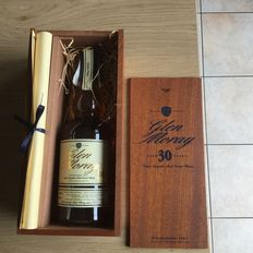 Glen Moray 30 years old - bottled 2004