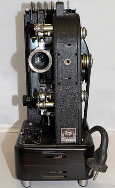 Eumig double 8 projector