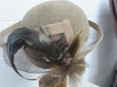 Collection of 10 Vintage Handmade Hats