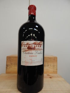 2005 Chateau Dudon, Bordeaux - 1 Imperial (600cl)