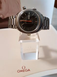 Omega Chronostop – Men's wristwatch – 1960s/70s.