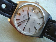 Omega Geneve - men's wristwatch - approx. 1970/80