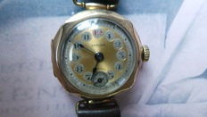 Arrow – antique Art Deco wristwatch – 1930s