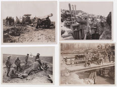 Various unknown - World War 1 British Western Front - 1914-1918