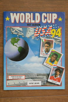Variante Panini - World Cup 1994 USA - Empty album (NEW).
