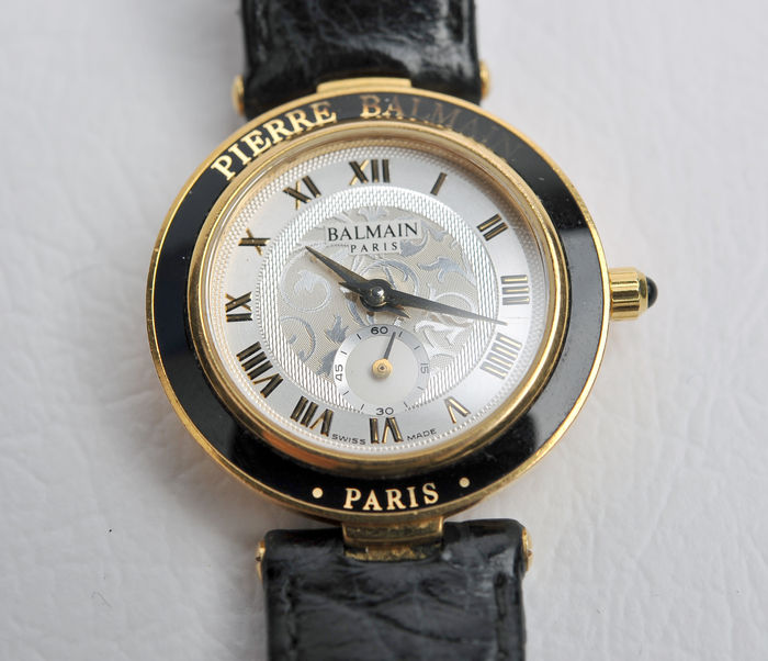 new authentic new high quality separation shoes Pierre Balmain – Montre vintage - Catawiki