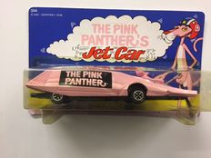The Pink Panther - Meccano - Scale unknown- The Pink Panther's Jet Car No.354