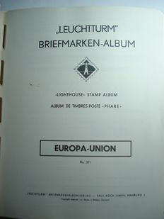 Europa 1949/1982 - Collection in Union Album
