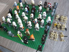 Star Wars - 60 mini figures