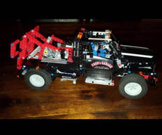 Technic -9395-Pick-Up Tow Truck