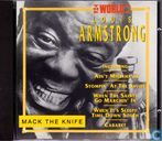 The World of Louis Armstrong / Mack the Knife