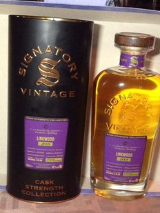 Linkwood 2008 signatory vintage - 60th Anniversary of La Maison du Whisky