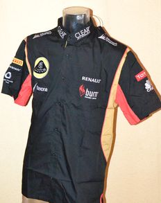 Lotus F1 Team Raceday Shirt