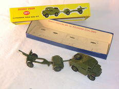 Dinky Toys - Schaal 1/48 - 25-Pounder Field Gun Set No.697