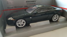 Minichamps - Scale 1/18 - Jaguar XK Coupe
