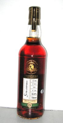 1990 Strathmill 21 Years Old- Speyside - 70cl. - 55,0% - Duncan-Taylor