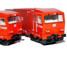 "Märklin H0 - 37090 - Five-part set ""Cargosprinter"" BR 700 of DB Cargo."