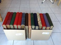 Large collection of Liebig Chromo's-Flemish, Italian and French-(1905/1962) Total 4020 cards