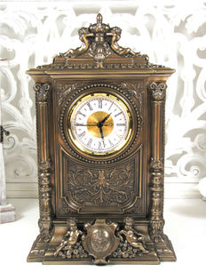 Veronese Design - Cherubs Art clock