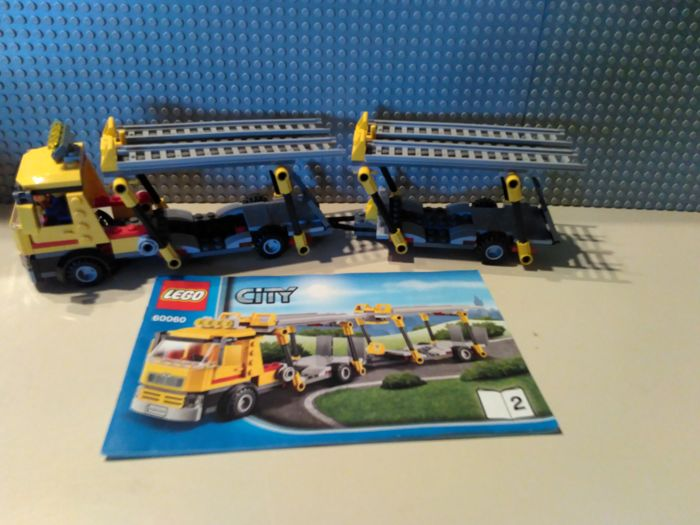 City / Creator / Toy Story - 9 sets o.a. 60060 + 3221 - Auto Transporter + LEGO Truck