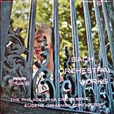 25 LPs of Great Classical Music by Top Conductors and Soloists