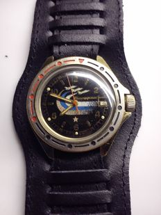 Wostok Vostok Russian military pilots watch-20th century