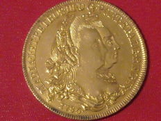 Portugal  - Piece 6400 Reis from 1785