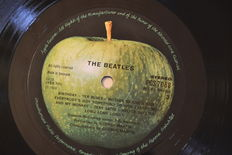 13 LP's, Double Lp's and EP's with The Beatles, John Lennon, Wings including many double albums.