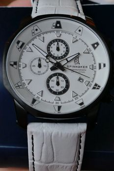 Spinnaker Flaggy Chronograph, latest model – Wristwatch