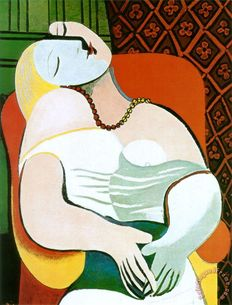 Pablo Picasso (after) The Dream