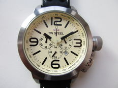 TW Steel ref.: TW3R chronograph - Canteen Style never worn men's wristwatch - ± 2014