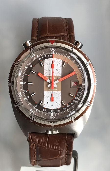 Image result for Breitling Bullhead