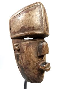 Old face mask - LWALWA - D.R. Congo