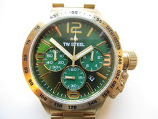 TW Steel ref.: CB223 Canteen chronograph – men's wristwatch – never worn