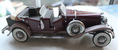 Franklin Mint 1:24 1930 Duesenberg J Tourster/Phaeton by Derham