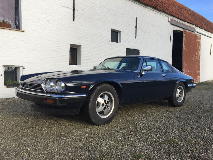 Jaguar - XJS coupé V12 - 1984