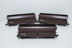 Roco H0 - 67151 - Three-piece set of ore carrier type Falns-x of the ÖBB