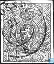 "Postage Stamps - Belgium [BEL] - State Coat of Arms ""Small Lion"""